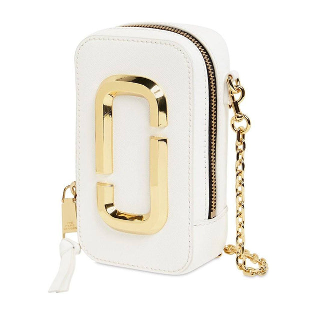 Marc Jacobs The Hotshot Leather Shoulder Bag - DANYOUNGUK