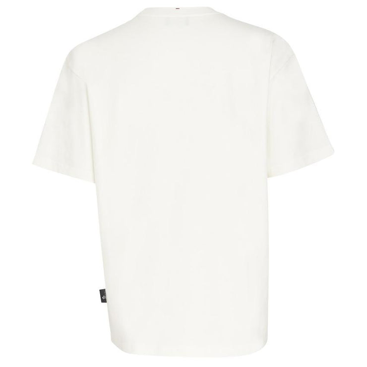 Moncler All Over Logo Print T-Shirt - DANYOUNGUK