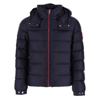 Moncler Navy Arves Down Jacket - DANYOUNGUK