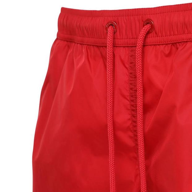 Moncler Red Nylon Swimshorts - DANYOUNGUK
