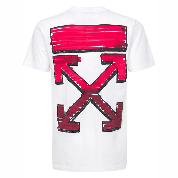 Off-White Arrow Marker T-Shirt T-Shirt Off-White