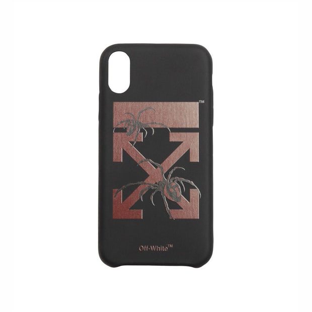 Off-White Black Logo iPhone X/XS Case - DANYOUNGUK