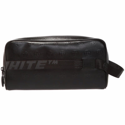 Off-White Black Washbag - DANYOUNGUK