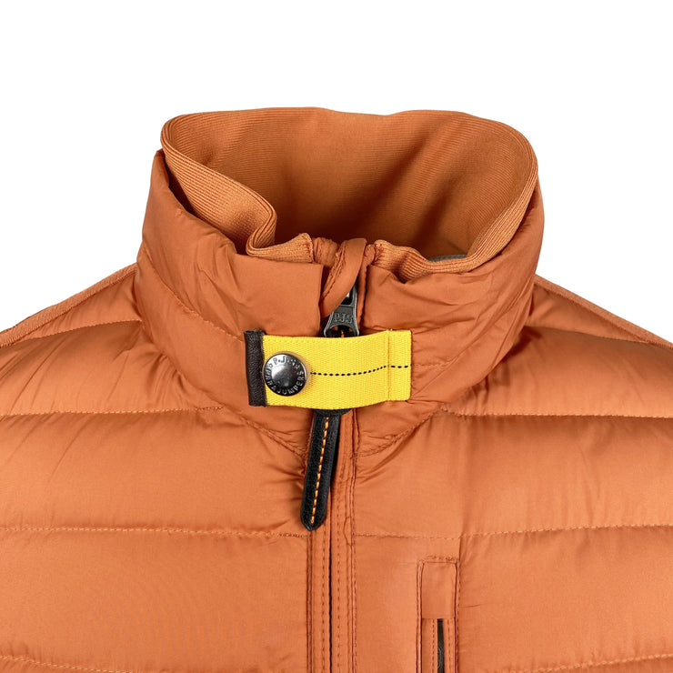 Parajumpers Rust Ugo Down Jacket - DANYOUNGUK