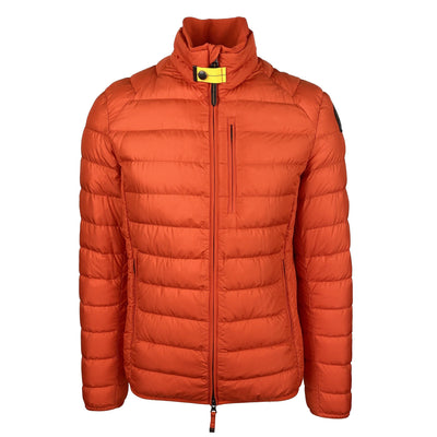 Parajumpers Orange Ugo Down Jacket - DANYOUNGUK