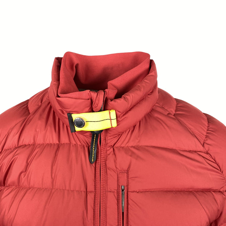 Parajumpers Red Ugo Down Jacket - DANYOUNGUK