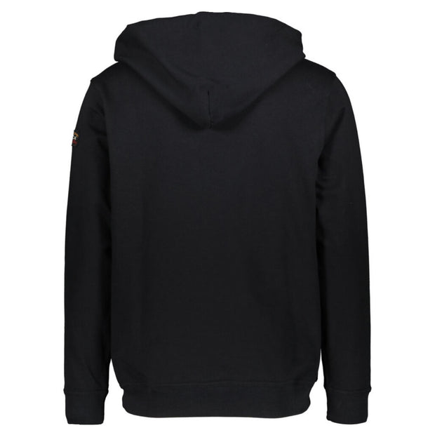 Paul & Shark Black Logo Hoodie Hoodie Paul & Shark