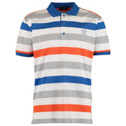 Paul & Shark Classic Striped Polo Polo Shirt Paul & Shark