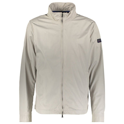 Paul & Shark Light Grey Jacket Jacket Paul & Shark