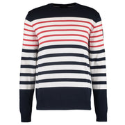 Paul & Shark Striped Knit Crewneck Knitwear Paul & Shark