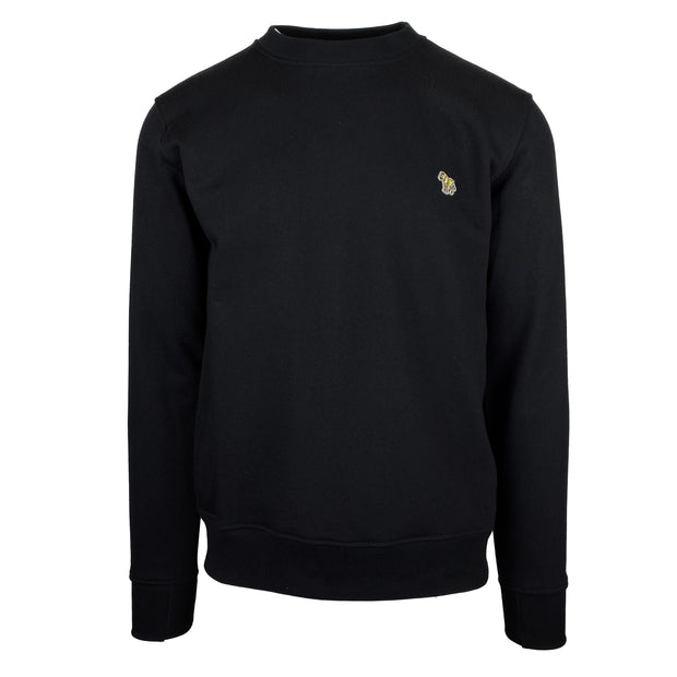 Paul Smith Black Crewneck Sweatshirt - DANYOUNGUK