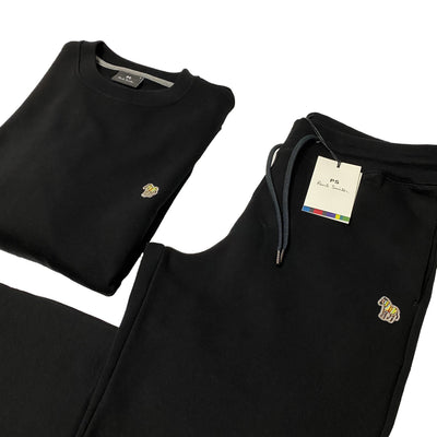 Paul Smith Black Zebra Classic Tracksuit - DANYOUNGUK