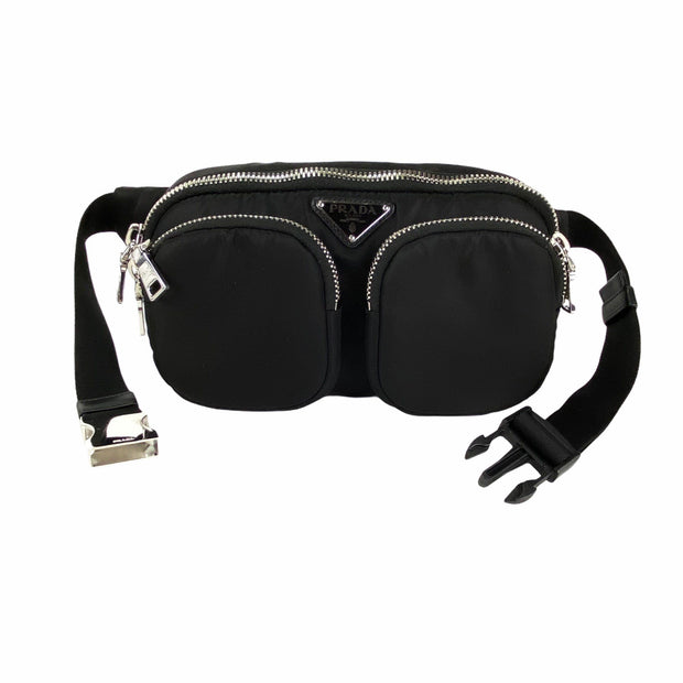 Prada Black Pochette Cross Body Bag - DANYOUNGUK
