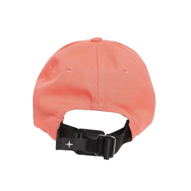 Stone Island Coral Embroidered Cap - DANYOUNGUK