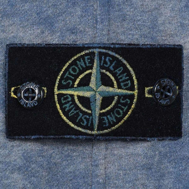 Stone Island Short Dust Treatment Shorts Stone Island