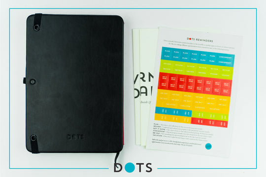 DOTS Weekly Planner & Toolkit 2021