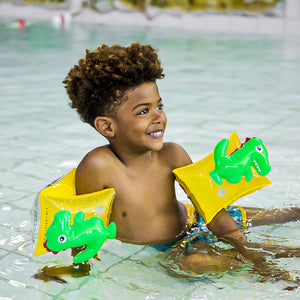 Swim Essentials 3D Dinosaurus zwemvleugels