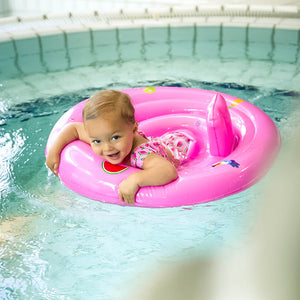baby float roze