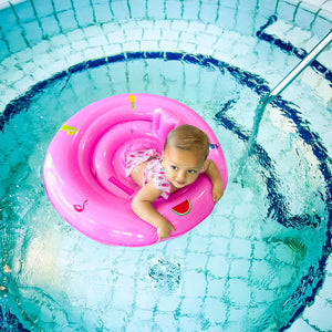 Swim Essentials Baby zwemband roze