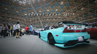The Chosen Few // WEKFEST JAPAN 2017
