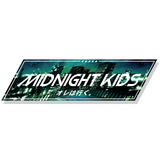 MIDNIGHT KIDS SLAP STICKER