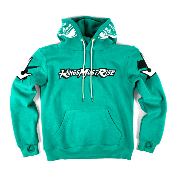 KMR. Prevail Pullover (Abyss Teal)
