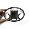 Kmr. Chrome Emblem (Border)