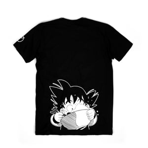 Kings Must Rice Goku T-shirt