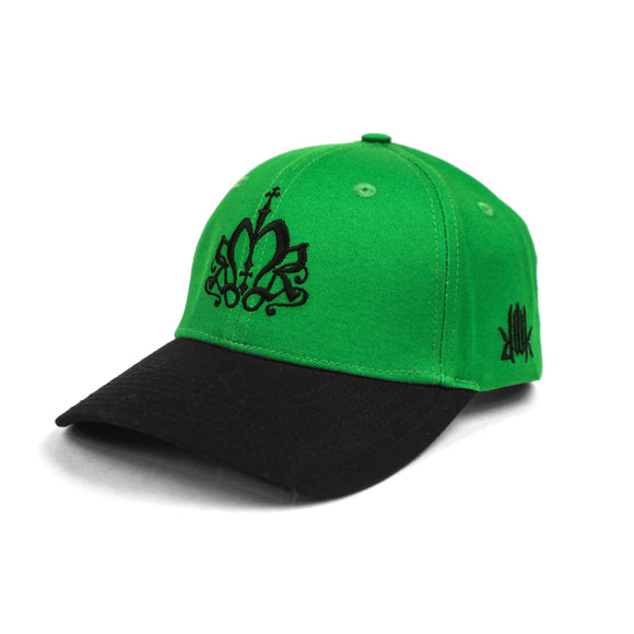 Royal Green Snapback