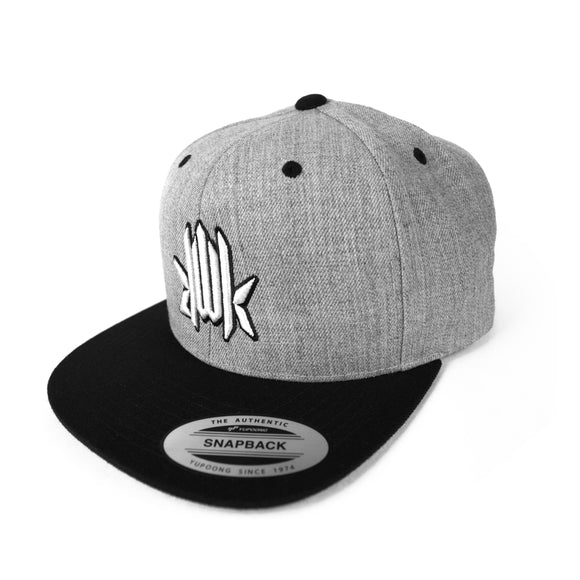 KMR. Statements Cap (Grey)
