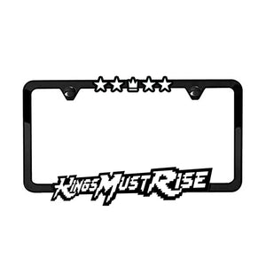 KMR License Plate Frame