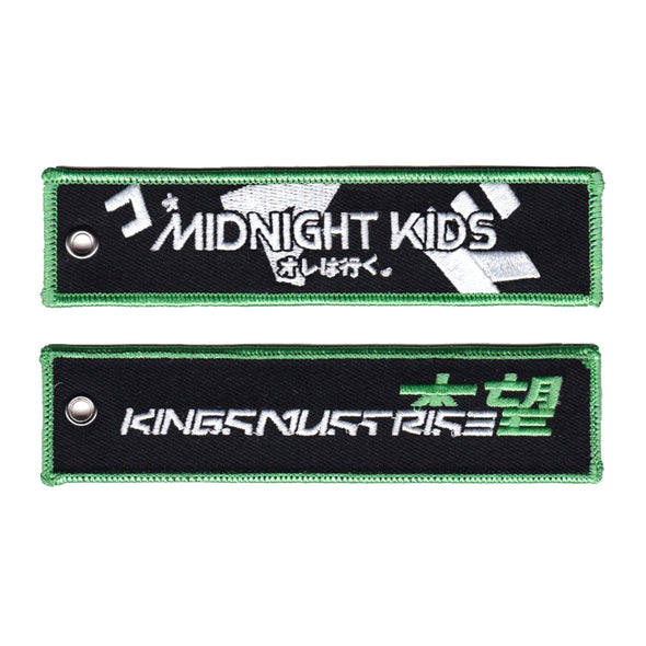 Midnight Kids Jet Tag