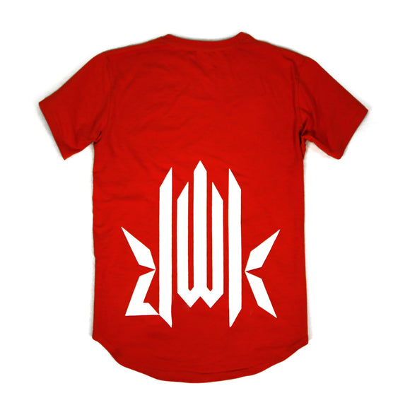 KMR Blank Staple T (RED)
