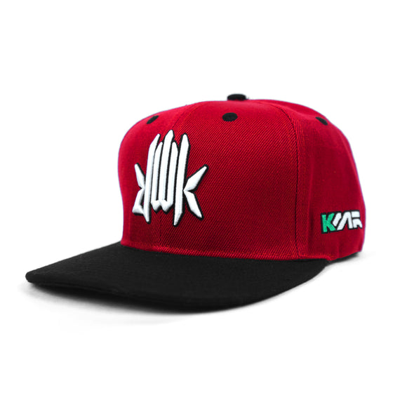 KMR. Statements Cap (Formula Red)