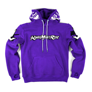 KMR. Prevail Pullover (Royal Purple)