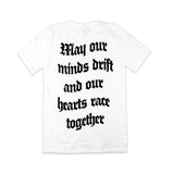'Night Drifters' Statement Tee (White)
