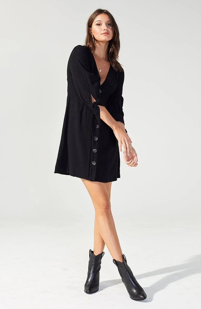 Mindful Long Sleeve Dress