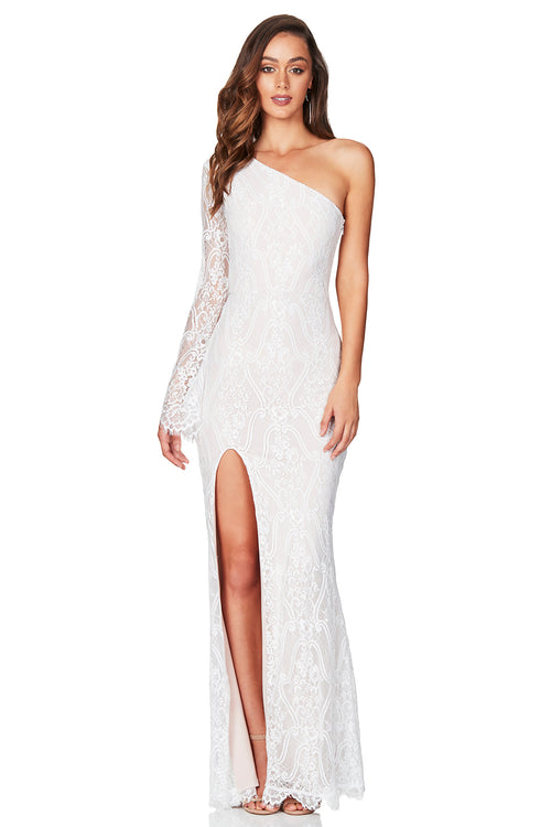 Linda Lace Gown