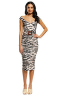 Untamed Scoop Midi