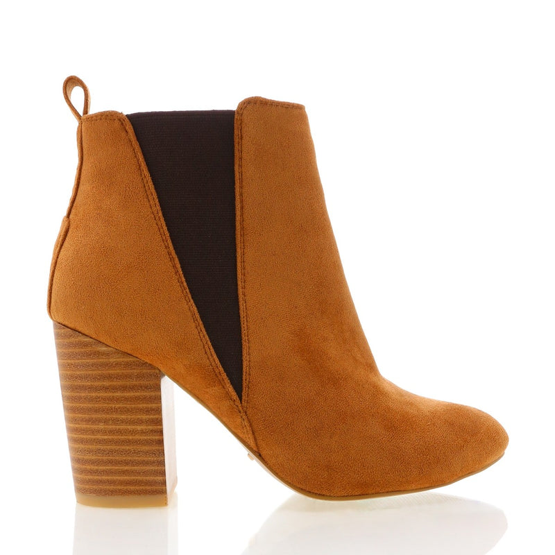 Jonte Tan Boot
