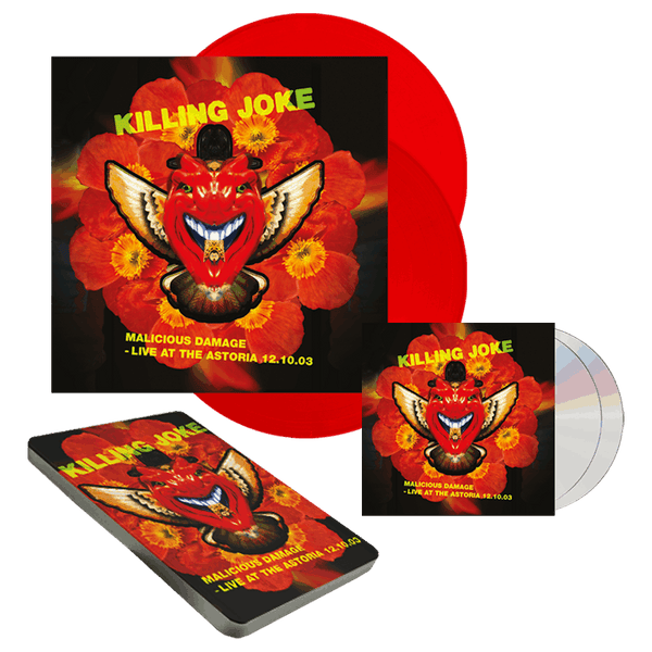 Killing Joke - Malicious Damage - Live At The Astoria 12.10.03