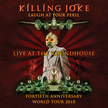 Killing Joke - Live At The Roundhouse