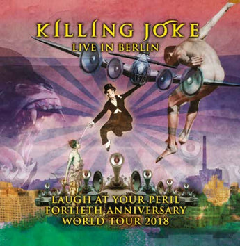 Killing Joke - Live In Berlin 2018