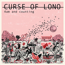 Curse Of Lono - 4AM & Counting Live At Toe Rag Studios - Vinyl LP