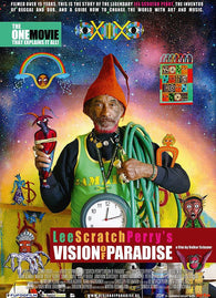 Lee Scratch Perry's Vision Of Paradise DVD