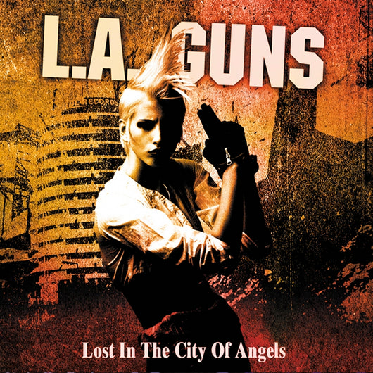 LA Guns - Lost In The City Of Angels - 2CD