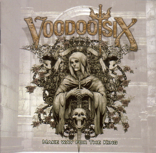 Voodoo Six - Make Way For The Kind CD