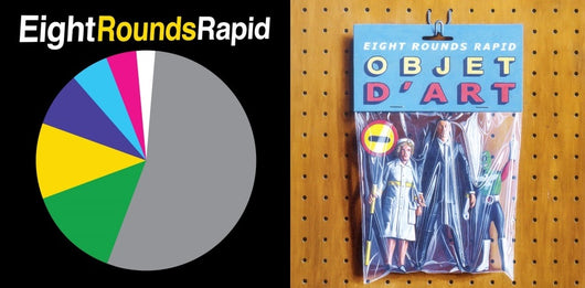 Eight Rounds Rapid - Lossleader & Objet D'Art CD's