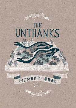 Unthanks - Memory Book Vol.1 (Book)