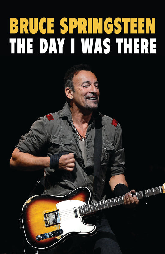 Bruce Springsteen - The Day I Was There - Released 11/12/20